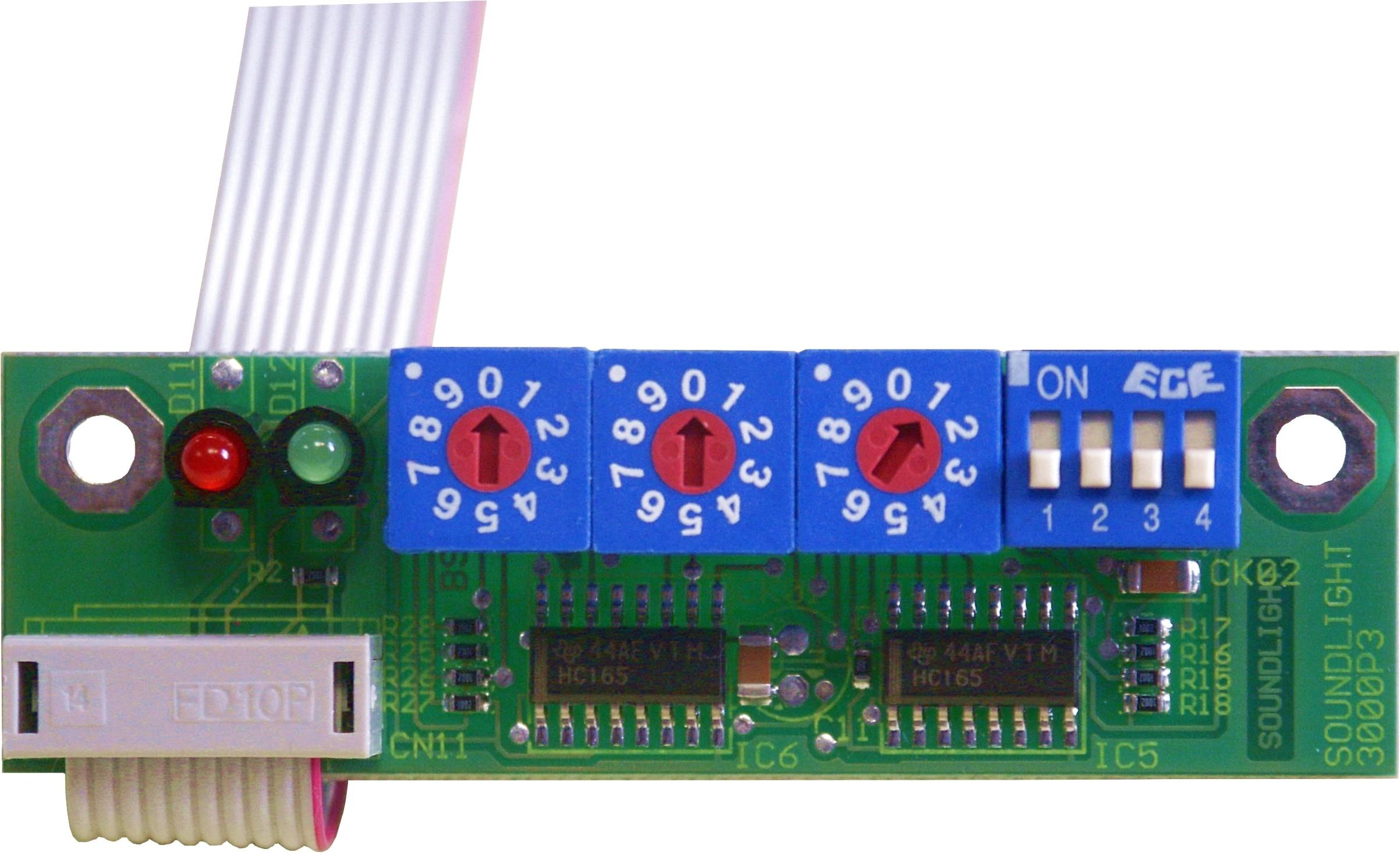 3000P | Programmeer adapter
