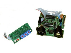 3006D-EP RDM | DMX Demultiplexer 6-kanalen, RDM