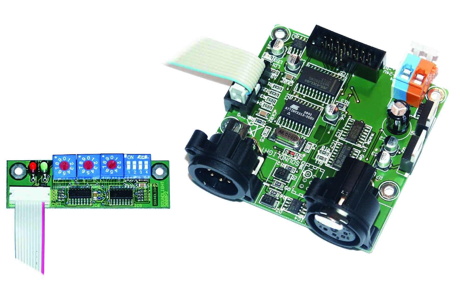 3012B-EP   DMX Demultiplexer 12-kanalen, RDM