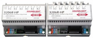 3206R-HP2 RDM | DMX Relaisprint 6 kan. 16A