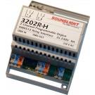 3202R-H | DMX Relais 2-kan, dinrail, RDM