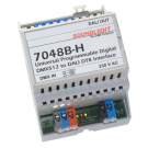 7048B-H | DMX naar DALI bus DT8 -  CCT