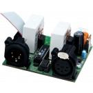 3202R-EP16 | DMX Relaisprint 2-kan, 16A, RDM