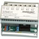 3206R-H | DMX Relais 6x NO/NC 230V 10A | Dinrail | RDM