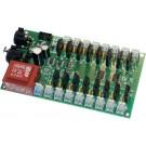 3316R-EP | Relaiskaart DMX512 16x500W, RDM