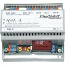 3404A-H | DMX Splitter/Booster 4-voudig