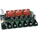 3405A-EP | DMX Splitter/Booster 5-voudig