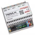 7404A-H | Artnet/sacn - DMX converter