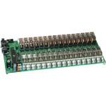 3232R-EP | Relaiskaart DMX 32 kan, NO/NC, RDM
